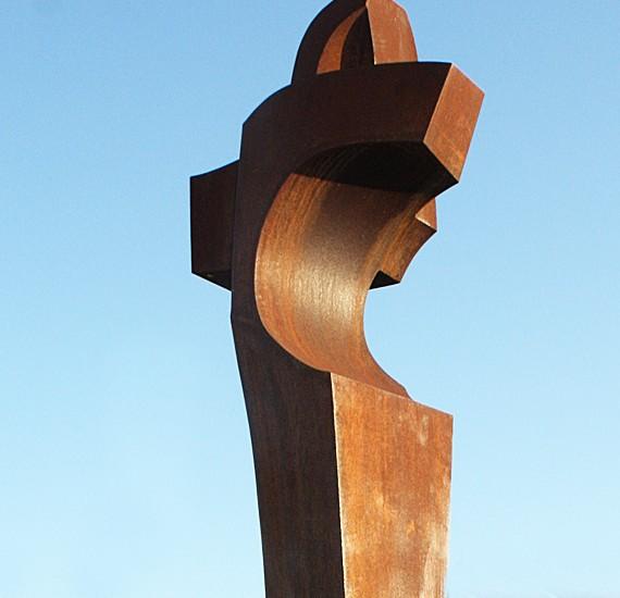 francisco-lopez-escultor-obra-acero-camino-1
